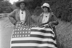 1507-Two-Women-Flag-361A