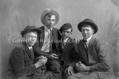 0167-Four-Young-Men-147