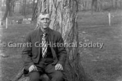 1896-Man-Under-Tree-756A