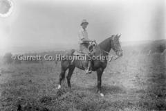 1908-Man-on-Horse-768A