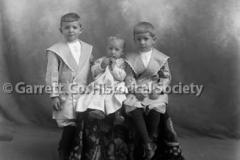 1920-Three-Children-780A
