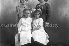 1922-Four-Children-782A