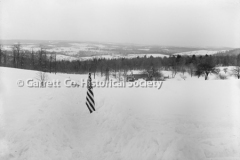 2014-Flag-in-Snow-874A