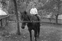2742-Child-on-Horse-276C