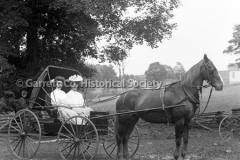 0356-Women-in-Buggy-356